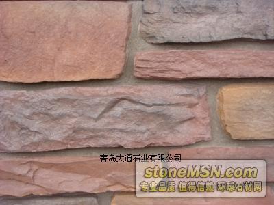 条纹石,别墅文化石,青岛什么人造文化石的品牌最好
