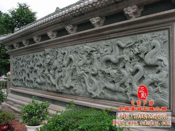 九龍壁,御道,人物浮雕,動物浮雕,壁畫,園林浮雕,屏風,羅漢