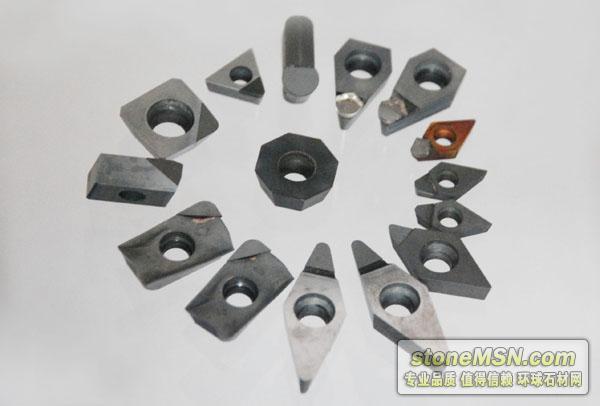 供应加工玻璃专业刀具,PCD聚晶,PCBN聚晶