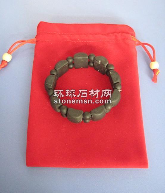 泗滨砭石批发,砭石手链,砭石厂家直销