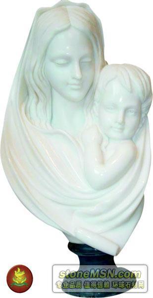 胸像雕刻10