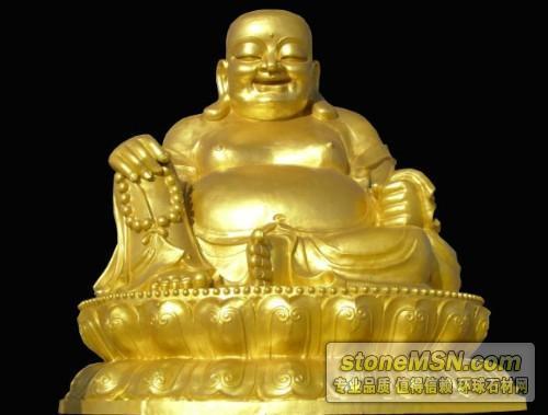 弥勒佛雕塑