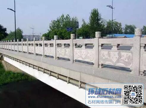 大理石石材欄板加工 橋梁石欄板護欄訂做