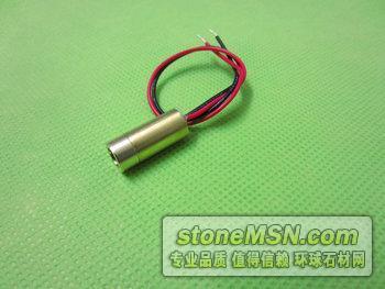 635nm十字线激光灯 交叉线镭射管 机床激光定位器